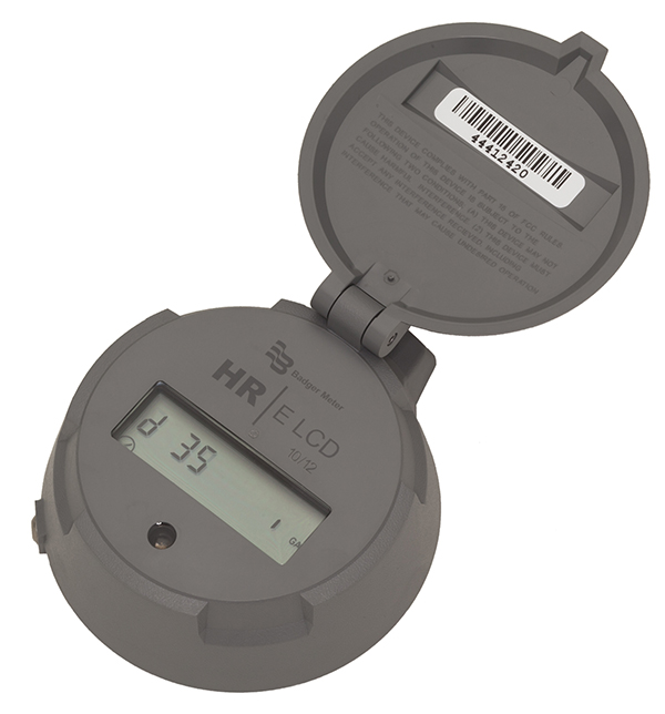 Our Meters - Badger HR-E LCD